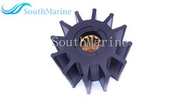 Wholesale Volvo 18 - 17935-0001 09-819B 875660 875736-1 825942 807904 18-3275 Marine Water Pump Impeller for Jabsco Johnson Volvo Inboard Engines