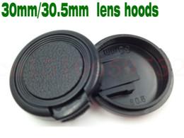 10pcs 30 30.5mm Lente Snap-On Coperchio copriobiettivo per fotocamera frontale senza corda per 30 30,5mm filtro DSLR Protector da