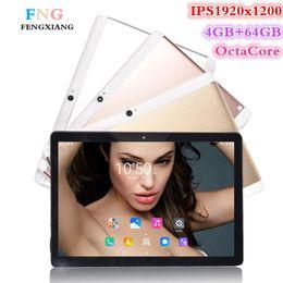 2019 9,7 tavolette 4 g di octa nucleo Tablet PC 9,7 pollici 3G / 4G LTE Android 7.0 Octa Core 4 GB + 64 GB 1920 * 1200 IPS Dual SIM WIFI FM Bluetooth Smart Tablet 7 8 9 sconti 9,7 tavolette 4 g di octa nucleo