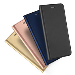 Canada Etui en cuir de luxe pour iPhone Xs Max X 8 plus 7 6s affaire de mode portefeuille housse pour Samsung S8 S9 plus Huawei P10 Lite LG G6 cheap huawei g6 wallet case Offre