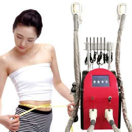 Wholesale Ultrasound Cavitation Slimming Machines - liposuction laser machine cavitation rf slimming 2 freezing handles cool body sculpting ultrasound vacuum body lift