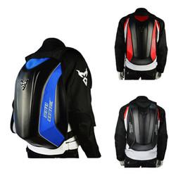 Рюкзаки для мотоциклистов онлайн-Dain Hard shell рюкзак мотоцикл рюкзаки мотоцикл рюкзаки мода рыцарь мотокросс езда гоночный мешок mochila moto