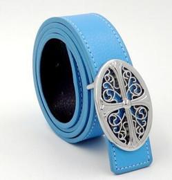 Cintura moda in pelle di cinturino vintage fibbia vintage 2018 versione coreana di moda uomo e donna da