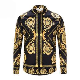 e2425004ab97 2019 marche di abbigliamento fantasia Camicie da uomo di lusso di PLstar  Cosmos Camicie da uomo