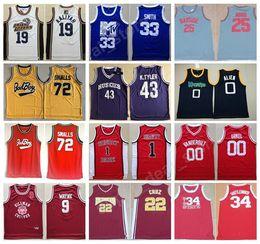 72 Biggie Smalls Movie Basketball Jerseys 25 Zack Morris 9 Dwayne Wayne 43  Kenny Tyler 45 Donald Trump 0 Alien 1 Shawty 22 Timo Cruz Smith 16f50bd2d