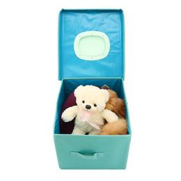 Wholesale Ozone Sterilization - 2018 Foldable Ozone Sterilization Storage Box Toy Organizer with Lids for Baby Kids Underwear Cloth UV Light Sterilizer Machine