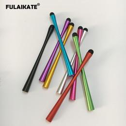 vente en gros stylet en métal pour iPad Air2 Smart Phone Portable Work Pen Pen pour iPhone Smart Phone 8pcs / lot ? partir de fabricateur