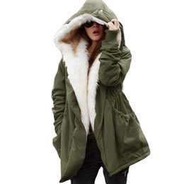 Womens Winter Casual Hoodie Coat Jacket Parkas Long Trench Overcoat Female Outerwear Freeshipping Size S 2XL