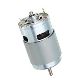 Torque 12v on-line-Grande motor do motor 775 da CC 12V 10000rpm do motor do poder superior do torque de 150 W