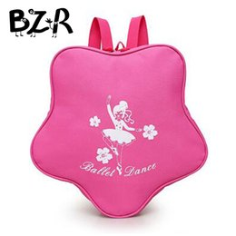 988c89fb8cd7 Bazzery Fashion Irregular Backpack Embroidery Princess Children Toddler  Kids Girls Dance Bag Waterproof Rose Pink Ballet Bag