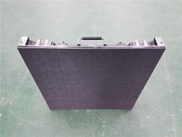 Cabinet d'intérieur de l'aluminium LED de moulage en matrice de moulage en matrice P5 d'utilisation d'intérieur de HD 640x640 ? partir de fabricateur