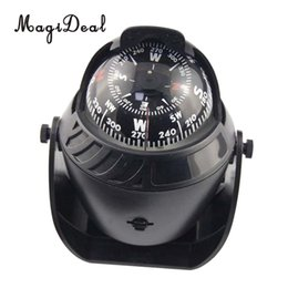 marines accessories Coupons - MagiDeal Professional Outdoor LED Light Sea Marine Car Compass Boat Caravan Truck for Hiking Camping Travell Accessories