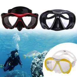 Masque de plongée professionnel avec lentille en stalinite Lunettes professionnelles Lunettes de plongée pour tuba sous-marin Natation Set Accessoires Equipement ? partir de fabricateur