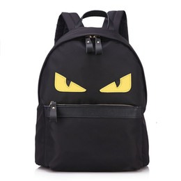Wholesale Kids School Satchel - EYE Monster backpack,nylon school satchel,travel ,laptop bag for mommy and kids