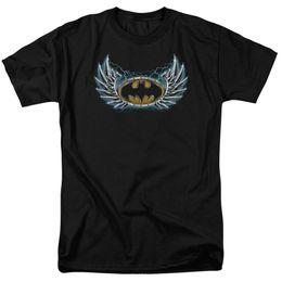 Argentina Batman Steel Wings Bat Logo DC Comics con licencia para adultos camiseta Suministro