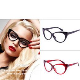 fef3d69718 BOYEDA Fashion Cat Eye Glasses Frames Brand Designer Eyeglasses Women  Optical Glasses of Cat s Eye Female Spectacle Frame oculos