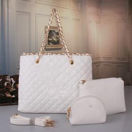 Wholesale New Style For Sale - 2018 new Sale Fashion Vintage Handbags Women bags Designer Handbags Wallets for Women Leather Chain Bag
