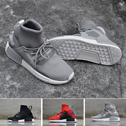 Wholesale Mens Socks For Winter - Hot sale new NMD XR1 High Socks Boost Women Mens Running Shoes for Net Surface Fashion Casual Sports Sneakers winter