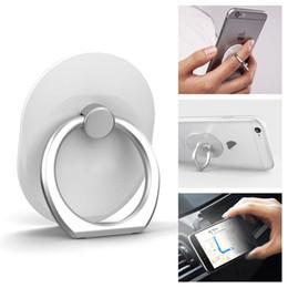 500 stücke Fingerring handy Ring Halter Halterung Metall Faule Ring Schnalle Handy Halterung 360 Grad Ständer Halter Für universal mobile von Fabrikanten