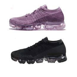 Wholesale out walking - Vapormax Running Shoes Men Women Classic Outdoor Run Shoes Vapor White Sport Shock Jogging Walking Hiking Sports Athletic Sneakers EUR36-45