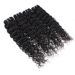 Wholesale cheap malaysian deep wave - Ishow Human Hair New Arrival Brazilian Loose Deep Wave Bundles 3 4 5Pcs Wholesale Cheap Brazilian Hair Weave Bundles Free Shipping