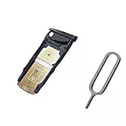 Canada Carte SIM Slot Holder Tray Remplacement Pour Motorola Moto Z2 Force XT1789 XT1789-01 XT1789-04 Réparation de téléphone portable Cartes SIM Slots Offre
