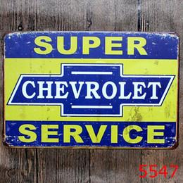 Óleo pintado metal parede arte on-line-Europa Campeão Shell Motor Oil Garagem Rota 66 Retro Vintage TIN SIGN Velho Pintura De Metal Da Parede ART Bar Man Restaurante Decoração de Casa
