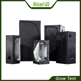 Wholesale plant hydroponics - Plant Grow Tent with Light for Indoor Hydroponics Greenhouse Plants Lighting60 80 100 120 150 Growing Tent