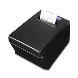 Wholesale Portable Printers - HOIN HOP-E58 Portable Printer USB Bluetooth Receipt Printer Thermal Printing Machine