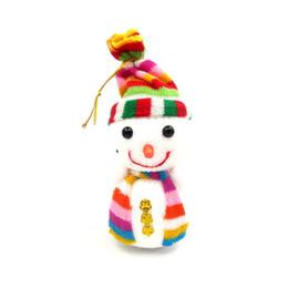 Bonhomme de neige noël jouet poupée arbre de noël pendentif décoration ? partir de fabricateur