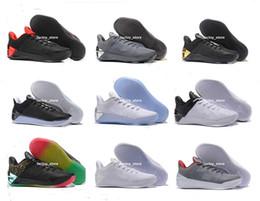 Wholesale Kobe Christmas - Wholesales 2017 Kobe 12 A.D EP Basketball Shoes For Men Kobe Bryant Kobes xii Elite Sports KB 12s Elite Low Sports Trainers Sneakers US 7-12