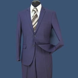 trajes de boda de color gris claro de los hombres Rebajas En Stock Light Grey Men Suit Traje de Novia Trajes de Boda para Hombres Slim Fit Novio Smokings para Mejor ST005