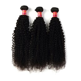 Wholesale Longest Weave Hair - Brazilian Human Hair Extensions 10-28 Inch Hair Extensions 8A Grade Silky Long Curly Wave Hair Prices for Women 3 Pcs Package Set