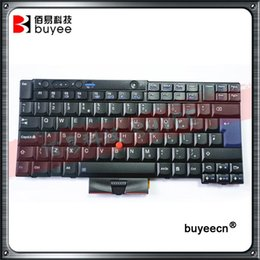 Wholesale Genuine English - Genuine Black Laptop English Keyboard Big Enter For Lenovo X220 T410 T410I T410S T420I T510 T520 W520 UK Keyboard Replacement