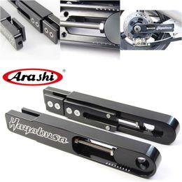 Wholesale Parts For Suzuki - Arashi Swingarm Extension Kit For SUZUKI GSXR1300 Hayabusa 2008-2017 Extension Extended Swing Arm GSX-R1300 GSX1300R 2016 2015 2014 2013