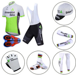 2c4fd08dd Pro Team DIMENSION DATA Cycling Clothing Men Short Sleeve Bicycle Jersey  Set MTB Wear Quick Dry Road Bike Clothes Male Riding Suit 101510Y