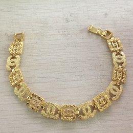 белый Скидка 316L из нержавеющей стали мода любовника белое золото письмо A B C D E F G браслет марка ювелирных изделий любовь браслет Браслет размер Мужчины Женщины браслет