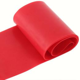 Palestra rossa di esercizio di yoga di allenamento del ciclo di forma fisica dell'ascensore di estremità della gamba della banda della caviglia da resistenza all'oro fornitori