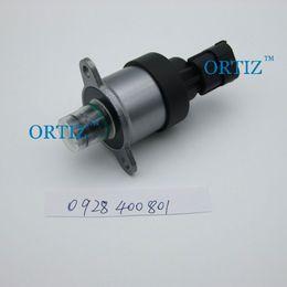 Types de vannes de contrôle en Ligne-Pièces de machine automatique valve 0 928 400 801 Régulateur de pression de carburant 0928400801 Type de dosage Control SCV Vanne pour F-A-W 200 3.8