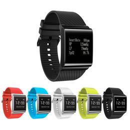 2017 NOUVEAU X9 Plus Bracelets tensiomètre moniteur d'oxygène Smart Bracelet Montre Activité Piste Smartwatch Bande pour Android ? partir de fabricateur