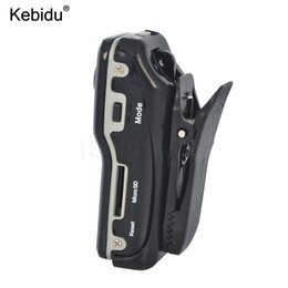 Wholesale Bike Dvr - kebidu Mini DV DVR Sports Camera for Bike  Motorbike Video Audio Recorder 720P HD DVR Mini Camera + Holder
