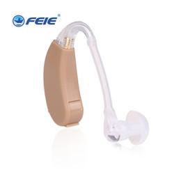 2019 billige hörverstärker Drahtlose BTE-Hörverstärker S-268 USA Knowles Günstiger Preis Hörgeräte Freies Verschiffen rabatt billige hörverstärker