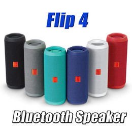 Hot Flip 4 portátil altavoz bluetooth inalámbrico Music Kaleidoscope Flip4 Audio Altavoz impermeable bluetooth Compatible con múltiples desde fabricantes