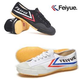 Zapatillas de deporte para niños Zapatillas de lona ultraligeras Feiyue para zapatillas de Kung fu para niños y niñas Artes marciales y deporte casual Clásico desde fabricantes