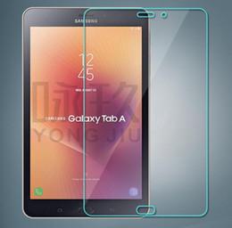 """Pantalla de 16 pulgadas online-Con paquete al por menor Protectores de pantalla de vidrio templado para Samsung Galaxy Tab A 10.5 pulgadas T590 T595 Tab S4 10.5 """"T830 T835 Fim Guardia"""
