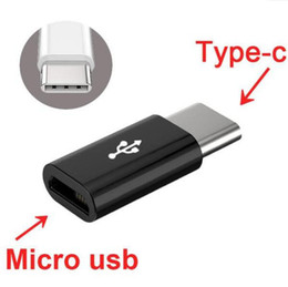 2019 google chromecast all'ingrosso Mini cavo Micro USB da 2,0 a Tipo c Cavo USB 3.1 Adattatore Type-C 3.0 Caricatore rapido Convertitore di sincronizzazione dati USB-C per telefono andorid