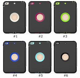 Canada Nouveau Smart Cover Smart Cover Retour Pour New iPad 9,7 12,9 10,5 Air 1 2 Mini 3 4 iPad pro 10,5 12,9 cas pliant avec sommeil automatique sillage OPP Offre