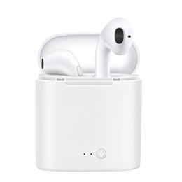 Canada i7s tws mini bluetooth écouteurs sans fil écouteurs écouteur avec boîte de charge basse casque de sport stéréo pour Android iphone xiaomi huawei Offre