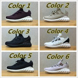Wholesale Dot Stores - Tubular Doom Sock PK Black Grey White Women And Men FTWWHT CBlack Unisex Shoes Size 36-44 More Boost 350 In Store