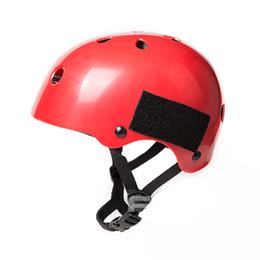 2019 cascos ops core Casco de esquí de adultos casco de esquí hombre patinaje / monopatín deportes de nieve multicolores cascos ROJOS